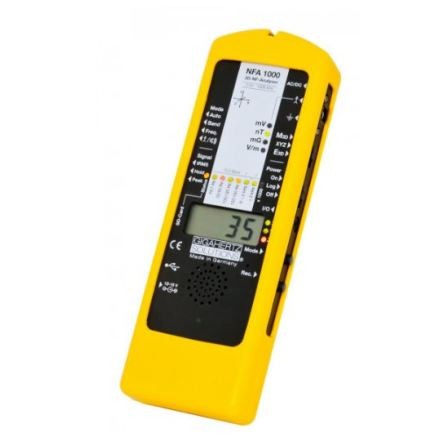 NFA1000 3D LF analyser with logger