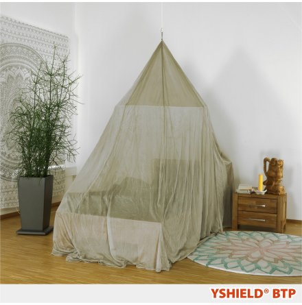 Canopy Silver-Tulle BTP